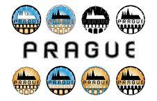 Free Prague Castle View Design Stock Photo - 24353120
