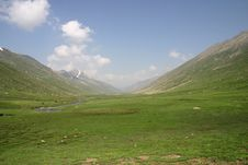 Free Meadows Of Mullah-ke-besti Stock Images - 24353544