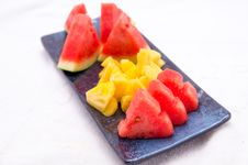Free Fruit Dessert Stock Photography - 24353622