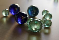Free Marbles Royalty Free Stock Photography - 24354067