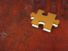 Free Jigsaw Stock Images - 24354294