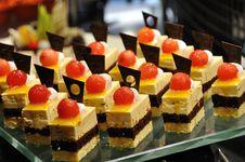 Free Cakes Royalty Free Stock Photos - 24355248