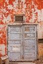 Free Street Grunge Door Royalty Free Stock Images - 24364319