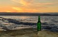 Free Beer On The Rocks Royalty Free Stock Photos - 24367308