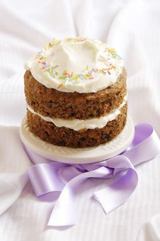 Free Carrot Cake Royalty Free Stock Images - 24360959