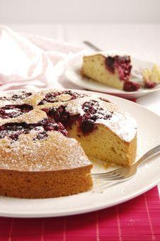 Free Berry Pie Royalty Free Stock Image - 24361206