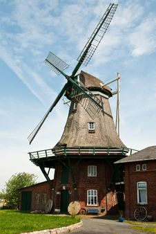 Free Windmill Stock Images - 24369044