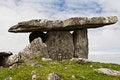 Free Stone Cairn Burren Ireland Royalty Free Stock Photo - 24374285