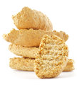 Free Whole Grain Biscuits Stock Photo - 24378260