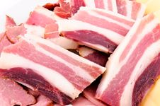Free Yummy Bacon Royalty Free Stock Images - 24371649