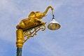 Free Elephant Lamp Stock Photos - 24388373
