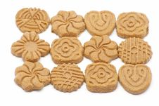 Free Biscuits Stock Photo - 24380120