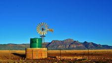 Water Pump Windmill Stock Photos