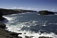 Free County Clare Coastline 2 Stock Images - 24383144
