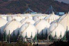 Free Storage Tank Stock Image - 24387201