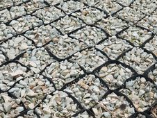 Free Gravel On A River Bank Stock Photo - 24388430