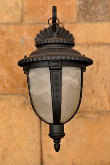 Free Wall Lamp Royalty Free Stock Images - 24388999