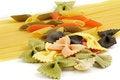 Free Italian Pasta Spaghetti, Tricolore And Farfalle Stock Photography - 24390382