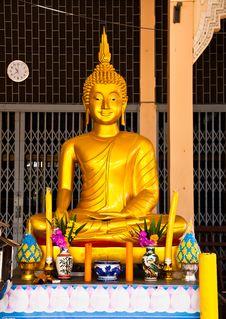 Free Buddha Statue Stock Images - 24391074