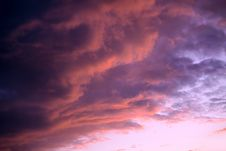 Free Abstract Cloudy Background Royalty Free Stock Photo - 24391715