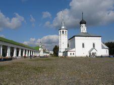 Free Suzdal. Stock Photos - 24393253