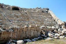 Free Gladiator Amphitheatre Royalty Free Stock Image - 24394916