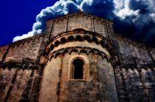 Free Ancient Church Scenery Stock Photo - 24395450