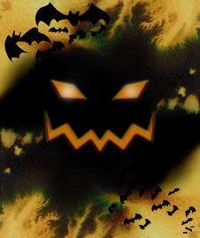 Free Halloween Composition Stock Images - 24395764
