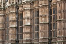 Free British Parliament. Royalty Free Stock Photo - 24396995