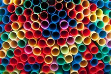 Free Straws Royalty Free Stock Photos - 24397888