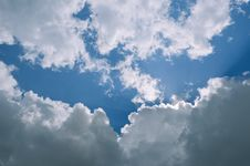 Free Clouds Stock Photography - 24398642