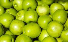 Free Fresh Organic Green Apple Royalty Free Stock Images - 24398709