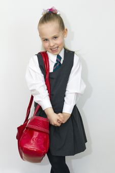 Free Ready For School Royalty Free Stock Photos - 24399448