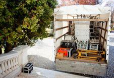 Free Truck Scene Equipment Stock Photos - 24399473