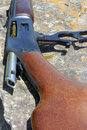 Free Loaded Rifle Royalty Free Stock Images - 2441409