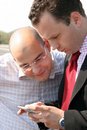 Free Two Businessman Royalty Free Stock Photography - 2445007