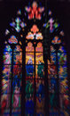 Free Stained Glass Window Stock Photography - 2448382