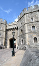 Free Historic Castle Entrance Royalty Free Stock Image - 2449146