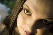 Free Fairy Closeup Stock Photo - 2440040