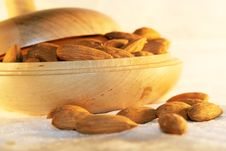 Free Almonds Royalty Free Stock Images - 2440279