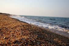 Free Azov Sea Royalty Free Stock Photo - 2440335
