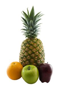 Free Fruit Royalty Free Stock Photography - 2440797