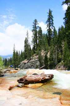 Free Mountain Stream Stock Photos - 2442073