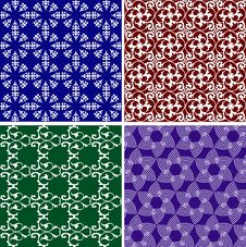 Free Floral And Other Backgrounds Stock Photography - 2443682
