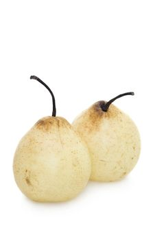 Free Chinese Pears Royalty Free Stock Images - 2444269