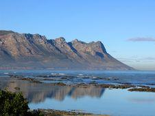 Free Mountain Reflection Stock Photo - 2444550