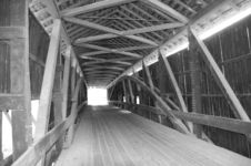 Free Covered Bridge 4 Stock Photos - 2445893