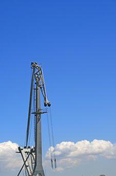 Free Crane Stock Images - 2445914