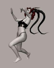 Free She Devil Stock Photo - 2447810