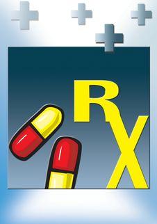 Free Prescription 3 Royalty Free Stock Photo - 2447825